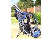 Deuter Kid Comfort III Child Carrier Backpack