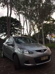 2009 Mazda 2 DE Series 1 Neo Hatchback 5dr Manual + 5month Regi Salisbury Brisbane South West Preview