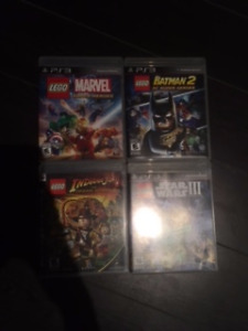 Pre-Owned Lego PS3 Games