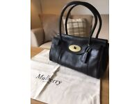 Mulberry East West Bayswater in black - Immaculate condition - 100% authentic - £325.00