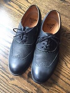 John Fluevog Men's Black Shoes