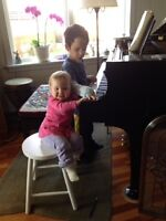 Piano Lessons by Registered Music Teacher