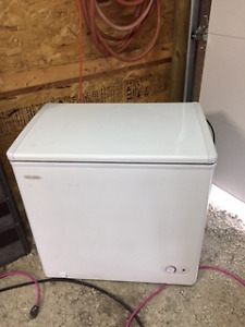 mini chest freezer