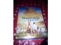 Brand New Sealed Watership Down DVD