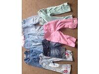 Girl 12-18 months trousers