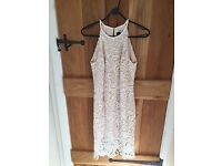 Ladies lace dress size 10