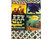 Vinyl Albums - x 50 (Various Artists)