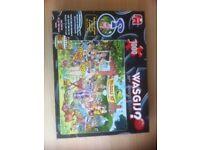 Wasgij 10th Anniversary 1000 piece jigsaw puzzle