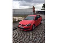 ***REDUCED***2012 RED VW POLO 1.2L ONE OWNER VERY GOOD CONDITION £4100 ONO IDEAL FOR FIRST CAR***