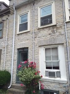 HISTORIC  3  BEDROOM LIMESTONE TOWN HOUSE FOR RENT