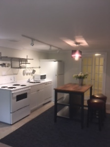 Newmarket one bedroom apartment