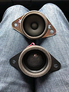 Kicker Tweeters for 3rd Gen Tacoma plug and play mod