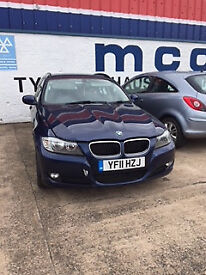 BMW 318 Diesel SE Estate None Runner