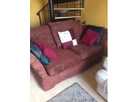 Lovely free sofa to collector!