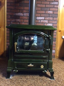 Efel Oil stove Fireplace and Oil Tank