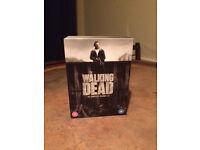 The Walking Dead Seasons 1 - 6