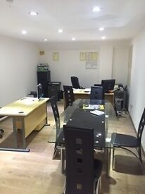 Newly built serviced offices to let in Southall/Hanwell (UB1) area