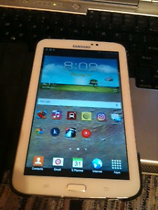 Samsung Tablet Galaxy Tab 3 with Case