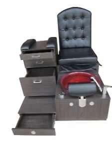 Pedicure bench chair salon spa STIW1001 cheap from manufacturer Peterborough Peterborough Area image 7