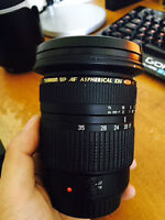 Tamron AF 17-35mm f/2.8-4 Di LD Aspherical IF FOR CANON EF MOUNT