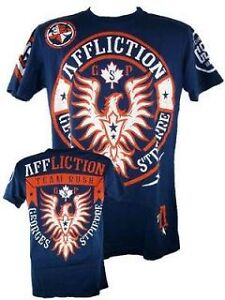 Affliction Georges St-Pierre GSP Rush Walkout Shirt