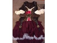 California Costumes EyeCandy Sexy Swashbuckler Deluxe Costume