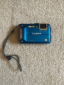 Panasonic Lumix DMC-TSH Waterproof Camera