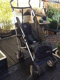 Silver cross baby pop stroller