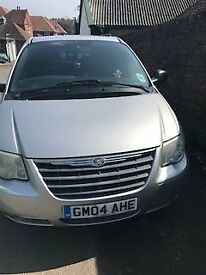 Chrysler Voyager 2.8 CRD LX 5dr Diesel Auto 7 seater