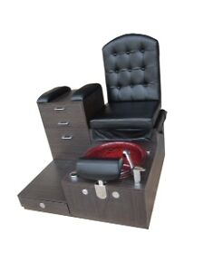 Pedicure bench chair salon spa STIW1001 cheap from manufacturer Peterborough Peterborough Area image 4