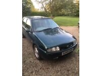 Classic car for sale Ford Fiesta Zetec 1998 model