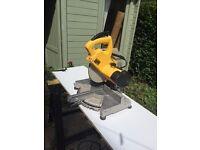DEWALT DW700 230v Chop saw One of the good ones