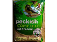 Peckish Complete All Seasons 12.75kg Suitable for Year Round Feeding Multi Use - RRP £22 - BARGAIN