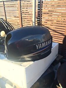 2* 25 hp Yamaha 4 stroke outboards Annandale Leichhardt Area Preview