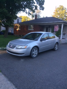 2006 Saturn ION .1 Base Berline