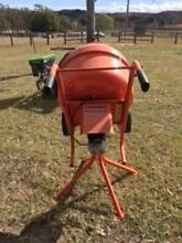 R22PCM RENEGADE CEMENT MIXER ON STAND 1/2 HP Beaudesert Ipswich South Preview