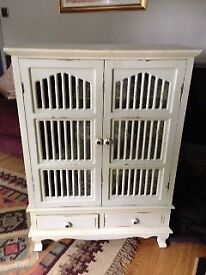 Antique style French chiffonier