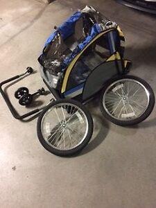 Remorque à vélo de marque Bell