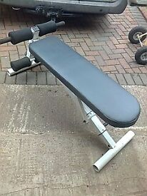 Marcy Adjustable Sit up Bench