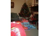 7foot artificial Christmas tree