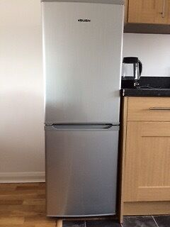 Bush Stand Alone Upright Fridge Freezer