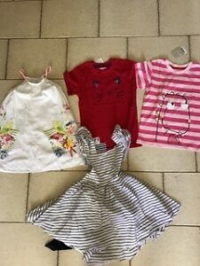 Girls bulk clothes fit year 3-4 Eastwood Ryde Area Preview