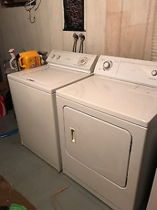 Maytag Dryer For sale - washer available-see description