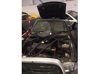 1997 Saab 900 Convertable 2.3 Petrol breaking for Parts