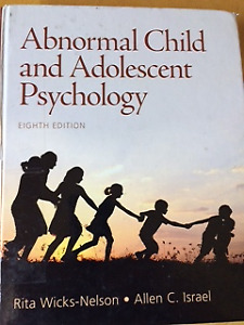Abnormal Child and Adolescent Psychology Eighth Edition