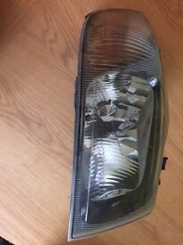 Ford transit 2005 headlight O/S driver side