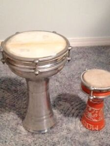 Small hand drums