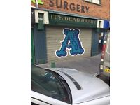 TO LET - EXCELLENT SHOP UNIT - 89 GLEN ROAD, BELFAST