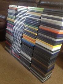 180 Empty DVD cases