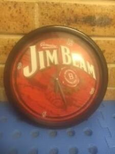 Jim Beam Wall Clock Muswellbrook Muswellbrook Area Preview